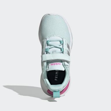 Children sport_inspired Green Racer TR21 Shoes