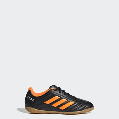 Boys Football Black Copa 20.4 Indoor Boots