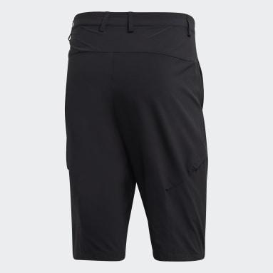 Men TERREX Black Terrex Hike Shorts