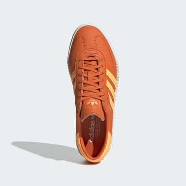 Women Originals Orange SAMBAROSE Shoes