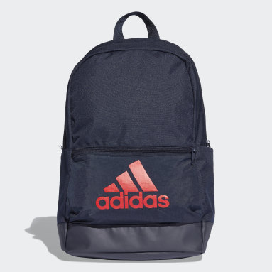 Gym & Training Blue Classic Badge of Sport Backpack