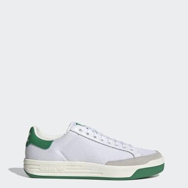Men's Originals White Rod Laver Shoes