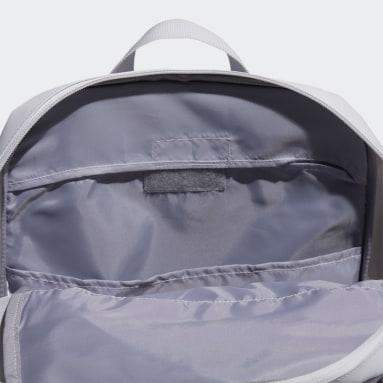 Gym & Training Grey System Backpack