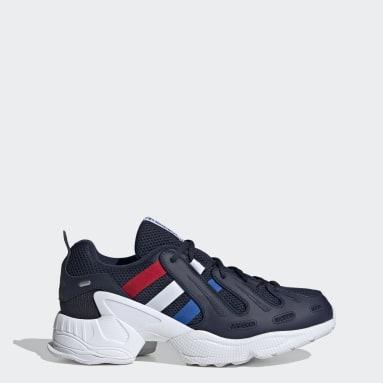 EQT Gazelle Shoes Niebieski