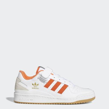 Originals White Forum Low Shoes