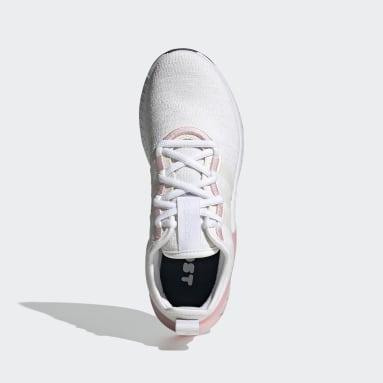 Tenis Kaptir Super Blanco Mujer Diseño Deportivo