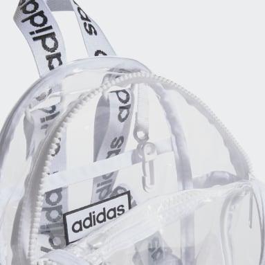 Training White Clear Mini Backpack