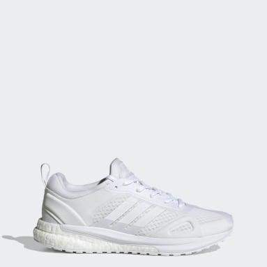 Zapatillas SolarGlide Blanco Mujer Running