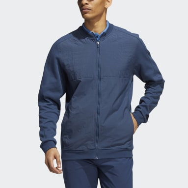 Chaqueta Go-To Recycled Content Quilted Azul Hombre Golf