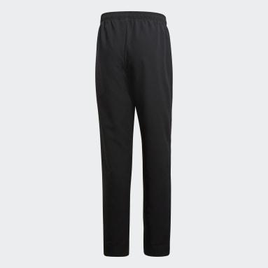 Pantaloni da rappresentanza Core 18 Nero Uomo Fitness & Training