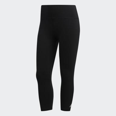 Dames HIIT Zwart Believe This 2.0 3/4 Legging