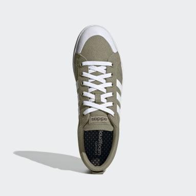 Men Sport Inspired Green Bravada Shoes