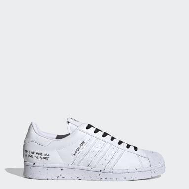 Scarpe Superstar Bianco Donna Originals