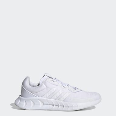 Men's sport_inspired White Kaptir Super Shoes