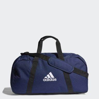 Football Blue Tiro Primegreen Duffel Bag Medium