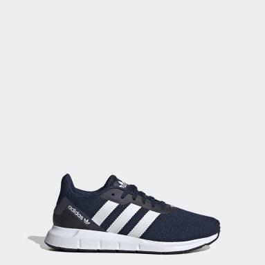 Youth 8-16 Years Originals Blue Swift Run RF Shoes