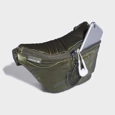 Women's Originals Green Waist Bag
