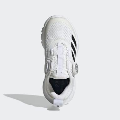 Kids Training White ActiveFlex BOA Shoes