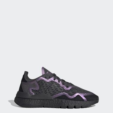 Originals Siyah Nite Jogger Fluid Ayakkabı