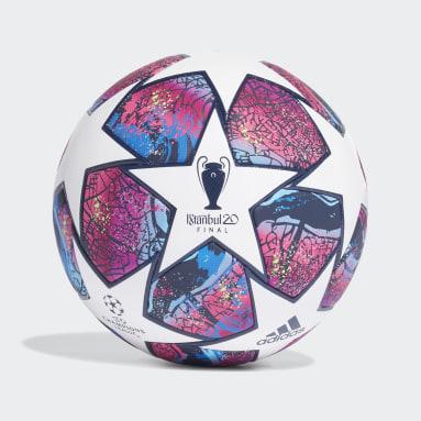 Pelota UCL Finale Estambul Pro (UNISEX) Blanco Fútbol