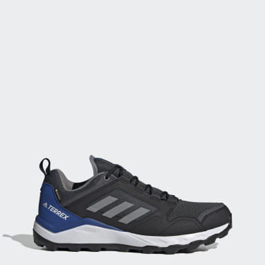 TERREX Grey Terrex Agravic TR GORE-TEX Trail Running Shoes