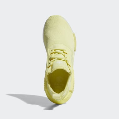 Women's Originals Yellow NMD_R1 Shoes