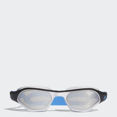 Swimming Silver persistar 180 mirrored swim goggle