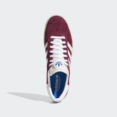 Originals Burgundy Gazelle ADV Shoes