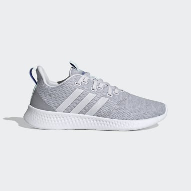 Women's Essentials Grey Puremotion Wide Shoes