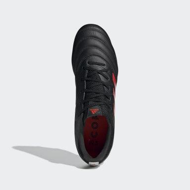 Calzado de Fútbol Copa 19.3 Terreno Firme Negro Hombre Fútbol
