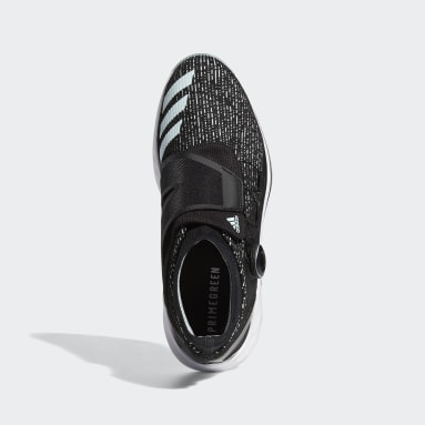 Women Golf Black ZG21 Motion Primegreen BOA Mid-Cut Golf Shoes