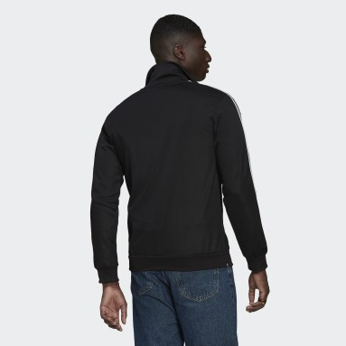 Men Originals Black Adicolor Classics Beckenbauer Primeblue Track Jacket