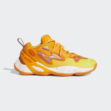 Women's Basketball Orange Exhibit A Candace Parker Shoes