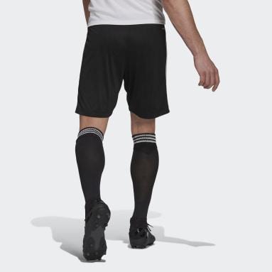 Football Black Olympique Lyonnais 21/22 Third Shorts