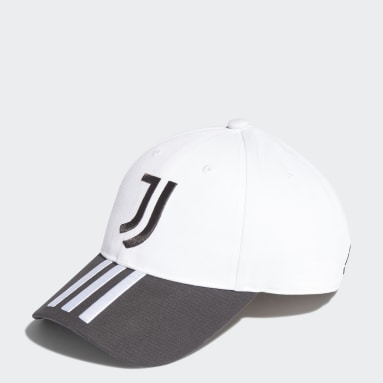 Casquette Juventus Baseball Blanc Football