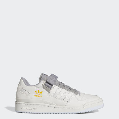 Originals Grey Forum Low Shoes