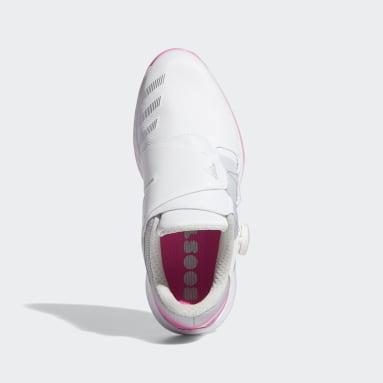 Women's Golf White ZG21 BOA Golf Shoes