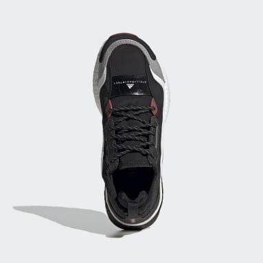 черный Кроссовки для бега adidas by Stella McCartney Outdoorboost 2.0
