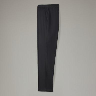 Men Y-3 Black Y-3 CL Straight Leg Pants