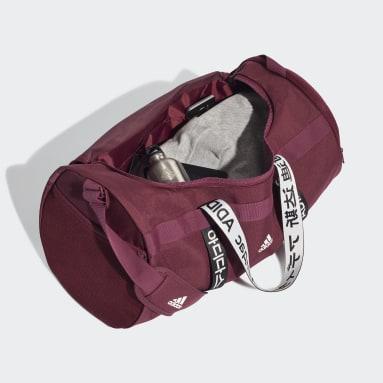 Borsone 4ATHLTS Medium Bordeaux Fitness & Training