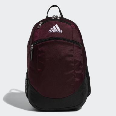 Soccer Burgundy Striker Team Backpack