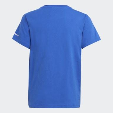 TEE Azul Niño Originals