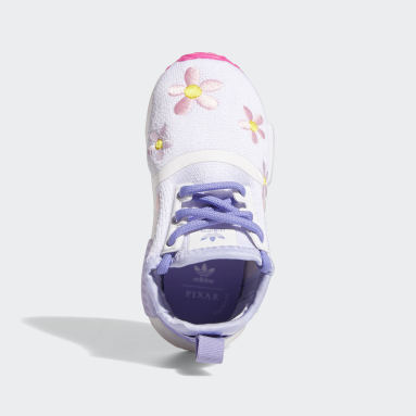 Chaussure NMD_R1 Monsters, Inc. blanc Bambins & Bebes 0-4 Years Originals