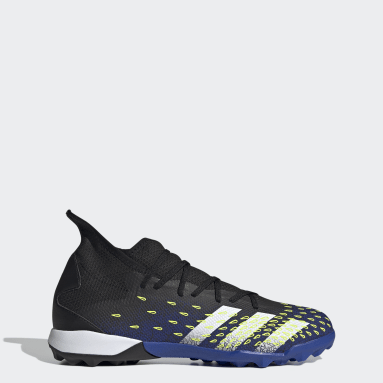 Soccer Black Predator Freak.3 Turf Shoes