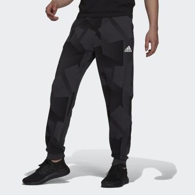 Calça Estampada adidas Sportswear Multicores Homem Sportswear