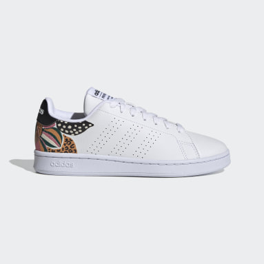 Kadın Sport Inspired Beyaz Advantage Ayakkabı