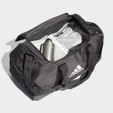 Fodbold Sort Tiro Primegreen sportstaske, small