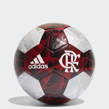 Bola CR Flamengo 2 Vermelho Futebol