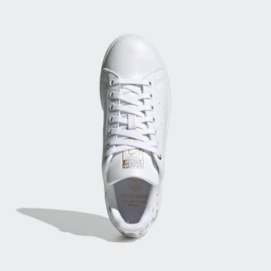 Tenis Stan Smith Unisex Blanco Mujer Originals