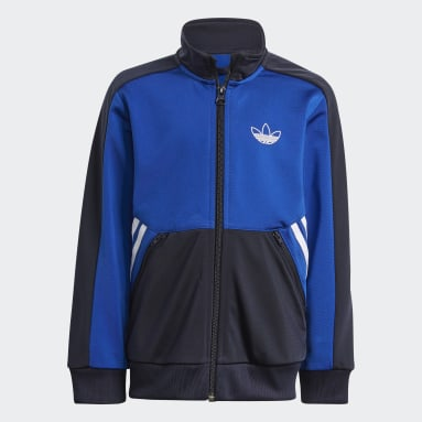 Children Originals Blue adidas SPRT Collection Track Suit